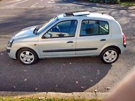 Renault Clio - 1.4 Automatic