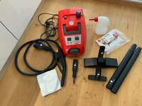 Polti Vaporetto 2400 powerful steam cleaner with accessories