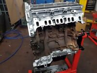 For Sale - Fully Re-Built Ford Transit Engine. Mk7 2.4 RWD. £1550 no VAT. We can also install.