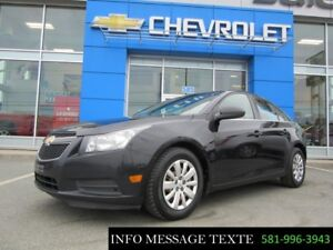 2011 CHEVROLET CRUZE LS AIR CLIMATISE