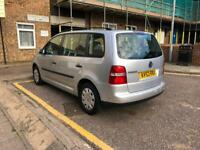 2004 VW Touran 1.9 TDi 6 Speed Low Mileage 7 Seater