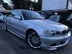 BMW 3 Series 3.0 330Cd M Sport Automatic 6 Months Warranty 1 Year MOT Just Been Serviced