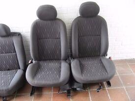 Ford Focus Hatchback Cloth Seats