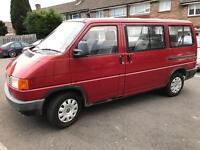 Volkswagen 2.5 Caravelle