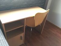 Desk and chair in Coleraine