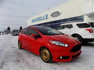 Ford Fiesta ST 2014 8 pneus