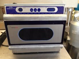 Merry Chef Commercial Microwave 1725 Watts, 2 Available ,Good Clean Working Condition