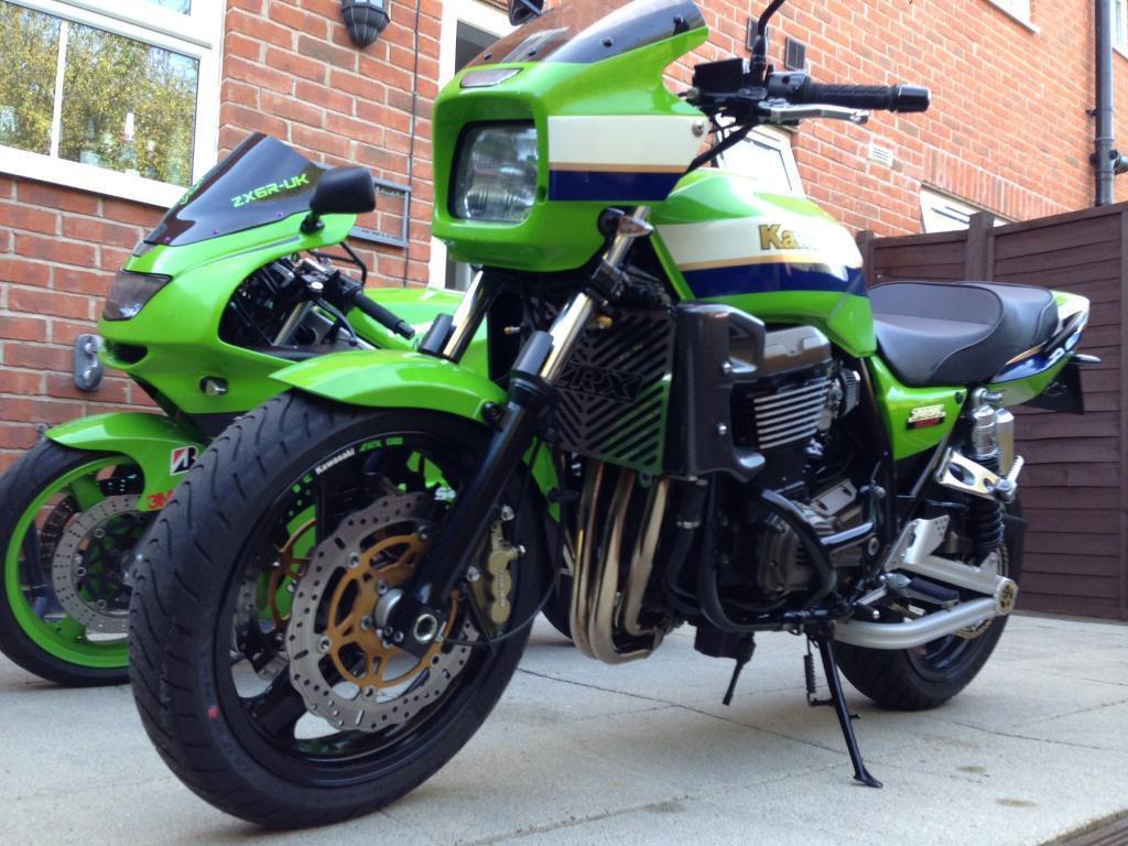 Kawasaki Zrx 1200 r | in Goole, East Yorkshire | Gumtree