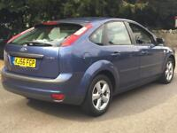 2006 Ford Focus 1.8 Zetec Climate Ford Service History