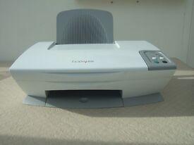 Lexmark X1270 Colour Printer/Scanner/Copier/Fax
