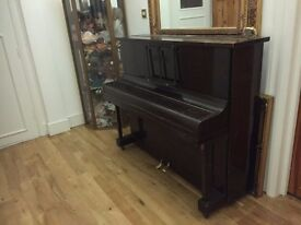 W.H Barnes Upright Piano