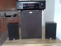 Brilliant Stereo sound system at a giveaway price !