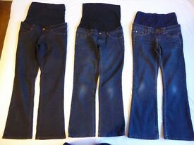 Maternity jeans, trousers, size 8, NEW LOOK