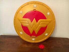 Wonder Woman Toy Shooting Shield