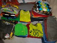 Bundle of boys clothes 50 pieces