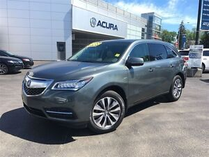 2014 Acura MDX NAVI | ONLY36000KMS | OFFLEASE | 7PASS | AWD |