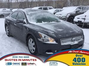 2012 Nissan Maxima SV | LEATHER | SUN ROOF | BACKUP CAM | HEATED
