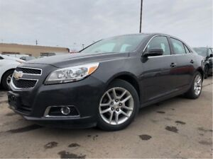 2013 Chevrolet Malibu ECO 2LT LEATHER/CLOTH INTERIOR