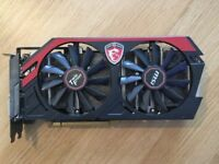 MSI NVIDIA GeForce GTX 760