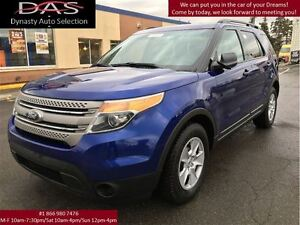 2013 Ford Explorer XLT 7 PASS