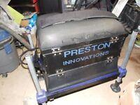 preston innovations on box seat box