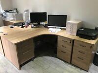 Office Furniture Desks,Under Desk Pedestal, Lateral Filing Cabinet,Upright Storage Cupboard