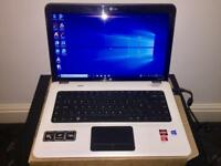 HP HD 4GB Ram Fast Like New Laptop 320GB,Window10,Microsoft office,Ready to use