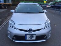 Toyota Prius HYBRID AUTO 64 PLATE-PCO READY, UBER READY VERY LOW Mileage 11850 NEW MOT NEW PCO DONE