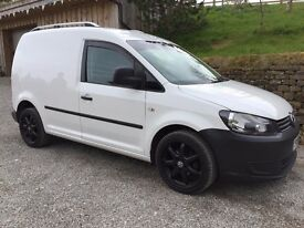 VW Caddy (weekend/camper)