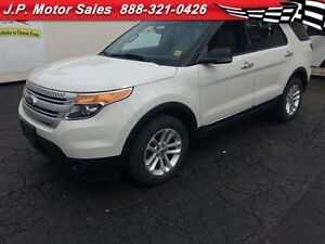 2011 Ford Explorer XLT, Automatic, Navigation, Third Row Seating