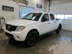 2018 Nissan Frontier SV BLACK EDITION