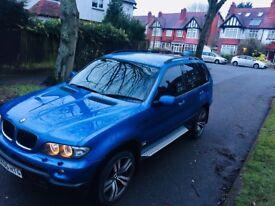 BMW X5 diesel msports auto 2005 new shape dodge freelander Land Rover