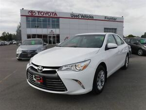 2015 Toyota Camry LE TOYOTA CERTIFIED PRE-OWNED