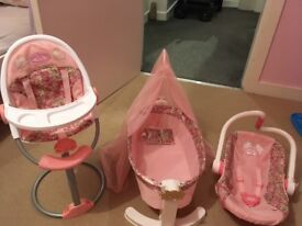 Baby annabell collection