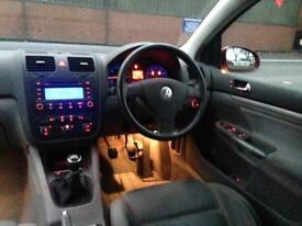 2004 (Oct 54) VOLKSWAGEN GOLF 2.0 GT TDi - Hatchback 5 Doors - DIESEL - Manual - RED *LONG MOT/PX WE