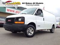 2004 GMC Savana GREAT FOR A BUSINESS ON WHEELS!!!