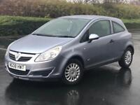 2008 VAUXHALL CORSA 1.2 LIFE A/C AUTOMATIC