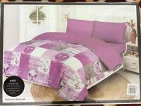 Beautiful bed set king size