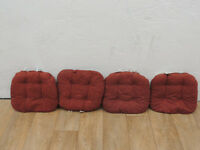 4 cushions (Delivery)