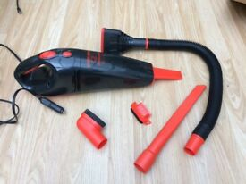 Black and decker 'DustBuster auto' car vacuum cleaner hoover.