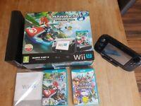 Nintendo Wii U 32GB Premium Pack, with extra game