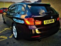 2014 BMW 3 Series Touring 1.6 316i Sport (136bhp), EXCELLENT CONDITION, PART EXCHANGE WELCOME