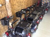 Profitable Mobility Scooter and Wheelchair Hire Business For Sale, Isle of Wight