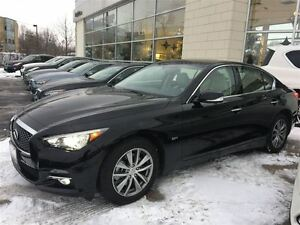 2016 Infiniti Q50 2.0t Premium with Driver Assistance (Executive