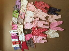 3-6 month baby clothes (set c) - £20.00