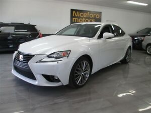 2015 Lexus IS 250 - NAVI, BAS KM -