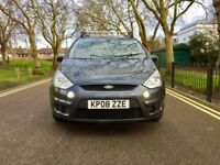 Ford S-Max 2.0 TDCi Titanium | 7 Seaters | Automatic | Low 45,700 Miles | like Zafira Galaxy | smax
