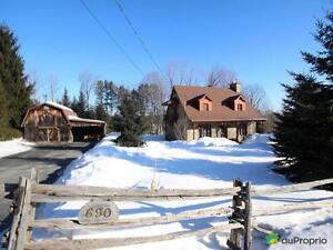 339 000$ - Maison 2 étages à vendre à Prévost