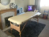 Beauty / massage bed