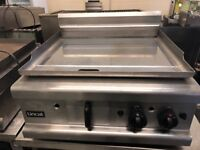 Commercial griddle hotplate catering Resturant hotels pubs equipments